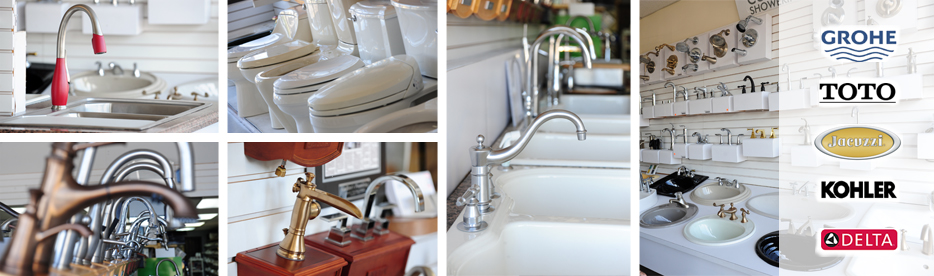 Bathroom Fixtures Miami guillen's plumbing showroom | miami plumbing part supply | kitchen