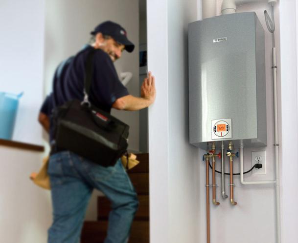 buy tankless water heaters miami | bosch | titan | guillen's