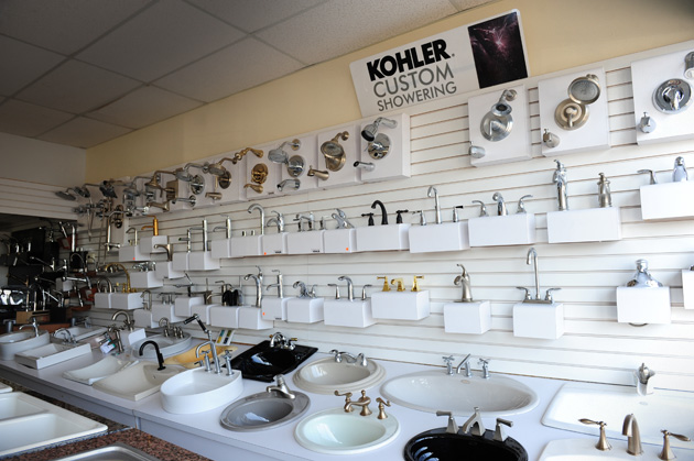 Plumbing parts and supplies in Aventura including faucets, sinks, tubs, toilets, and